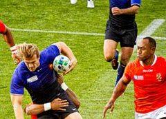 Copa Mundial de Rugby: La Final